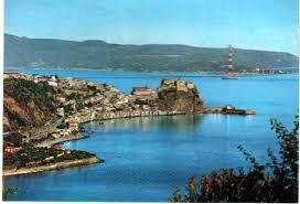 veduta tra Calabria e Sicilia