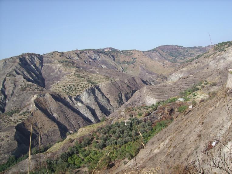 il piccolo canyon