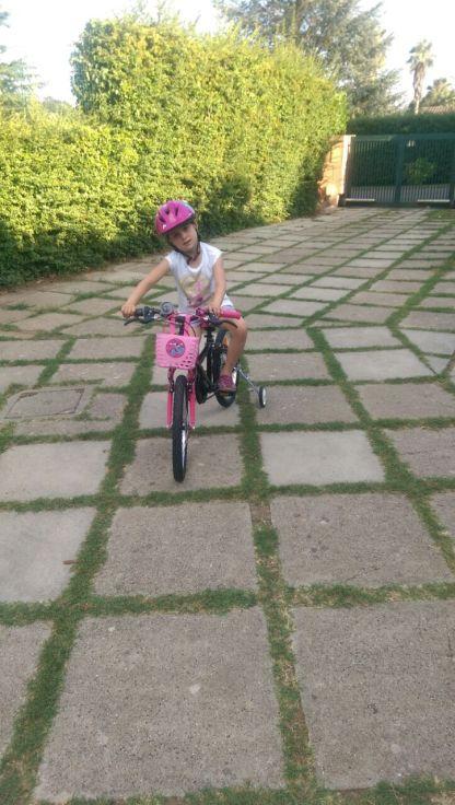 La nuova bici