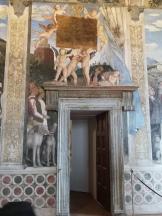 Affreschi del Mantegna a Mantova
