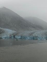 Nel glaciere di Dawes
