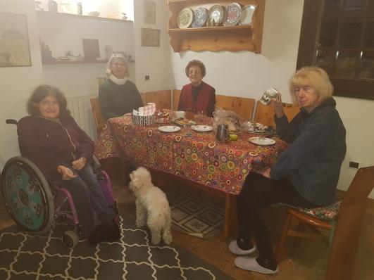 La visita di Susy